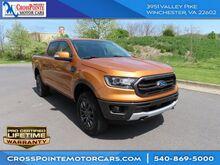 2019_Ford_Ranger_Lariat_ Winchester VA