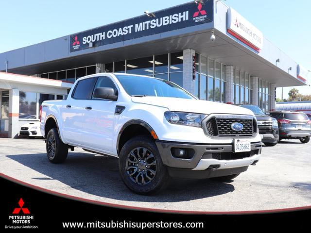 2019 Ford Ranger XL Costa Mesa CA