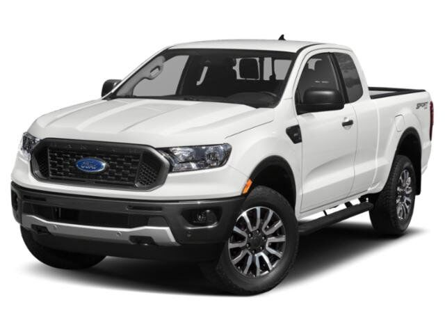 2019_Ford_Ranger_XL_ Vista CA