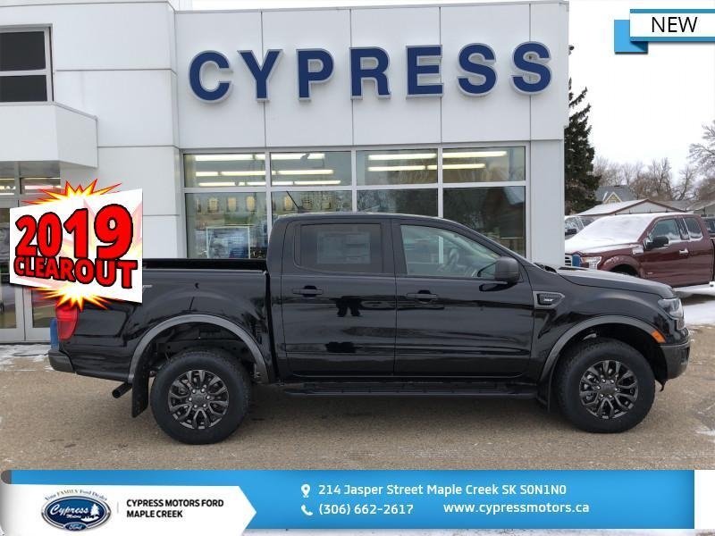 2019 Ford Ranger XLT  -  Bluetooth - $287 B/W Maple Creek SK