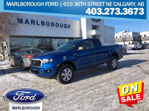 2019_Ford_Ranger_XLT  -  Bluetooth_ Calgary AB