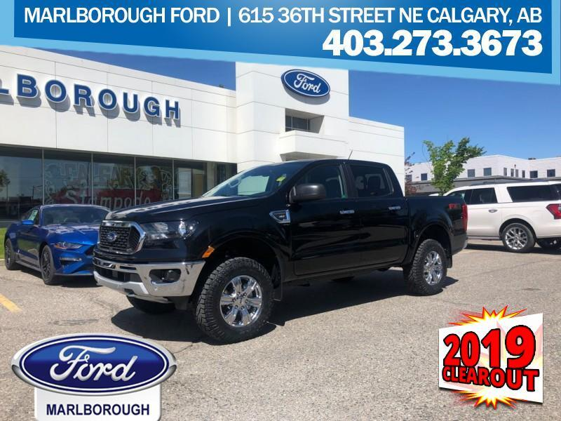 2019 Ford Ranger XLT  -  Towing Package Calgary AB