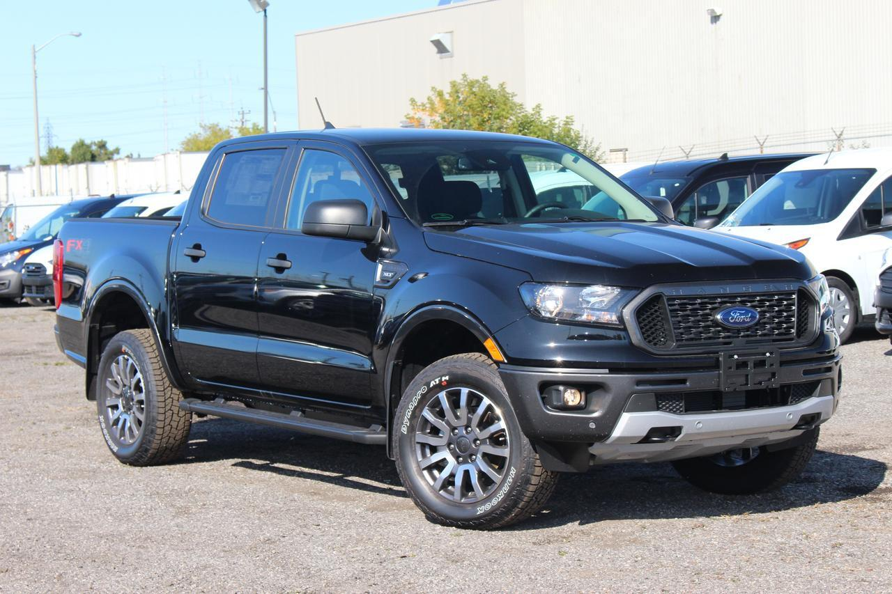 2019 Ford Ranger XLT 4WD SUPERCREW 5' BOX Scarborough ON