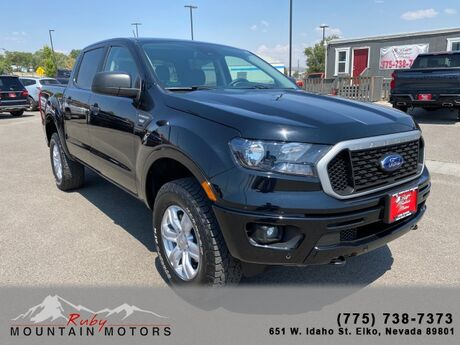 2019 Ford Ranger XLT Elko NV