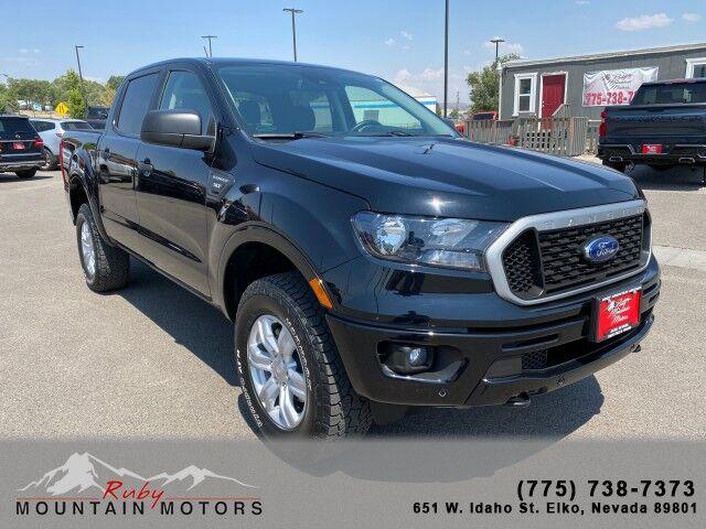 2019_Ford_Ranger_XLT_ Elko NV