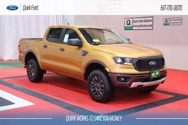 2019 Ford Ranger XLT Quincy MA