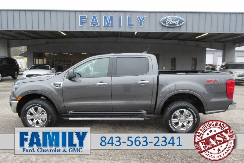 2019 Ford Ranger XLT SuperCrew 4X4 St. George SC