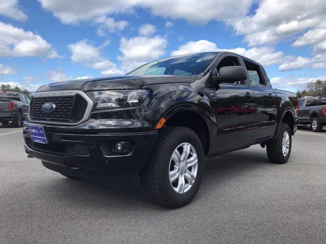 2019 Ford Ranger XLT SuperCrew Cab 4WD Plymouth MA