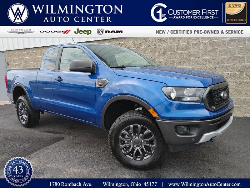 2019 Ford Ranger XLT Wilmington OH