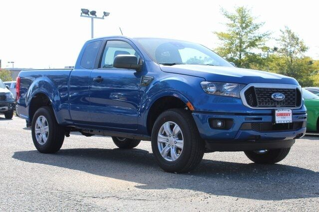2019 Ford Ranger XLT Super Cab