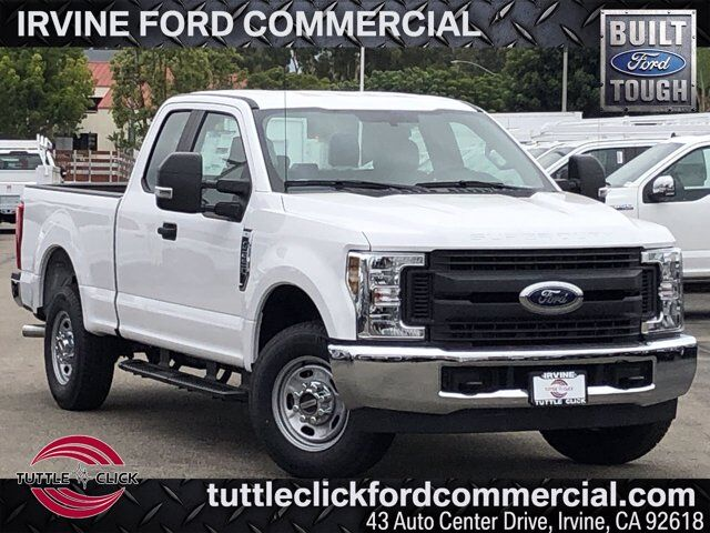 2019 Ford Super Duty F-250 Pickup SRW XL Gas Irvine CA
