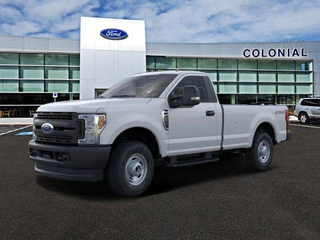 2019 Ford Super Duty F-250 SRW 4WD REG CAB 8'