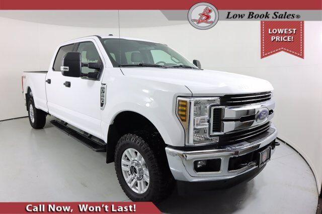 2019 Ford Super Duty F-250 SRW CREW CAB 4X4 XLT LONG BED Salt Lake City UT