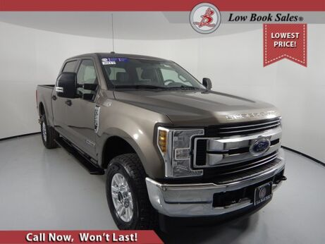 2019_Ford_Super Duty F-250 SRW_CREW CAB 4X4 XLT POWER STROKE DIESEL_ Salt Lake City UT
