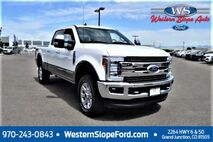 2019 Ford Super Duty F-250 SRW King Ranch Grand Junction CO