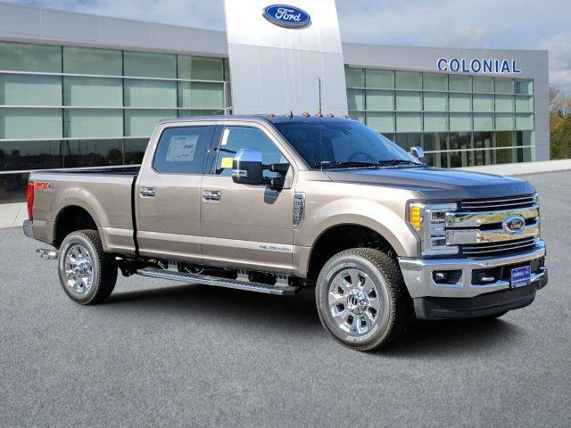 2019 Ford Super Duty F-250 SRW LARIAT 4WD Crew Cab 6.75' Box Plymouth MA