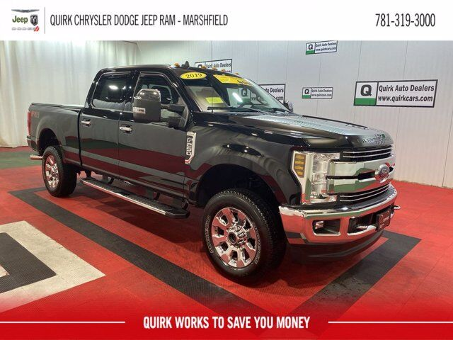 2019 Ford Super Duty F-250 SRW LARIAT Marshfield MA