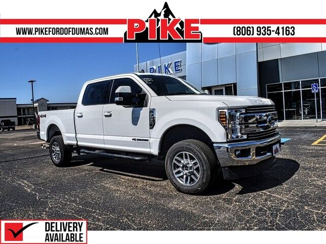 2019 Ford Super Duty F-250 SRW LARIAT Pampa TX