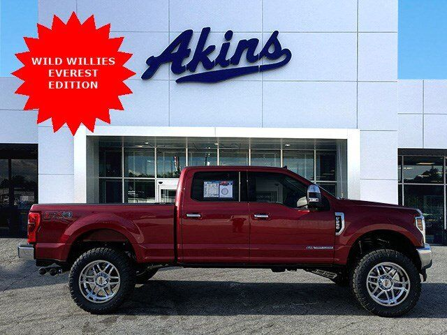 2019 Ford Super Duty F-250 SRW LARIAT Winder GA