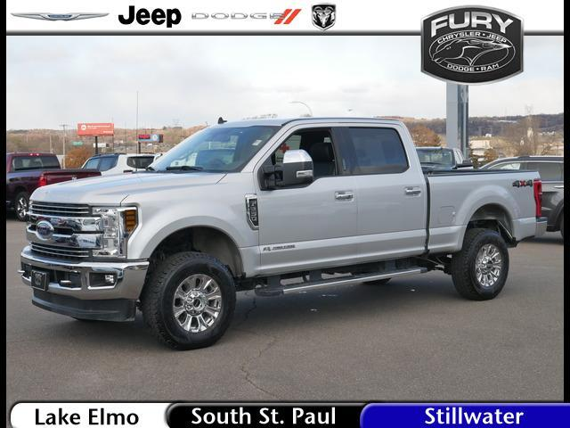 2019 Ford Super Duty F-250 SRW Lariat 4WD Crew Cab 6.75' Box Lake Elmo MN