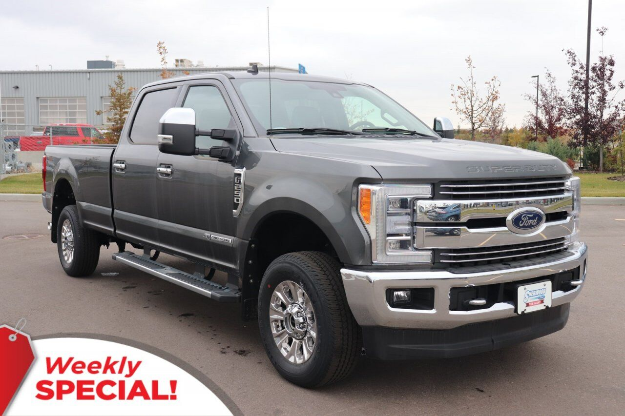 2019 Ford Super Duty F-250 SRW Lariat Sherwood Park AB