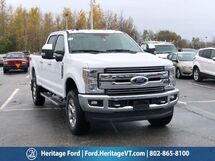 2019 Ford Super Duty F-250 SRW Lariat South Burlington VT