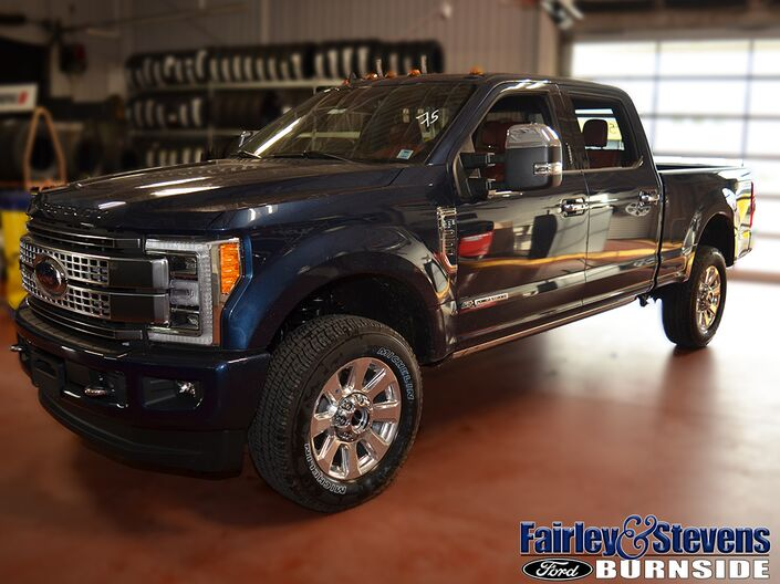 2019 Ford Super Duty F-250 SRW Platinum Dartmouth NS