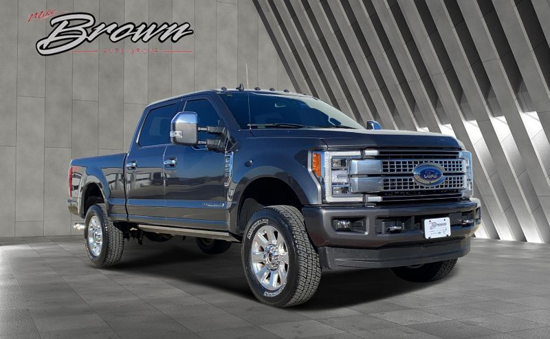 2019 Ford Super Duty F-250 SRW Platinum Granbury TX