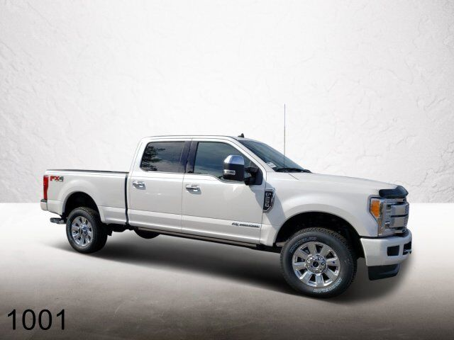 2019 Ford Super Duty F-250 SRW Platinum Ocala FL