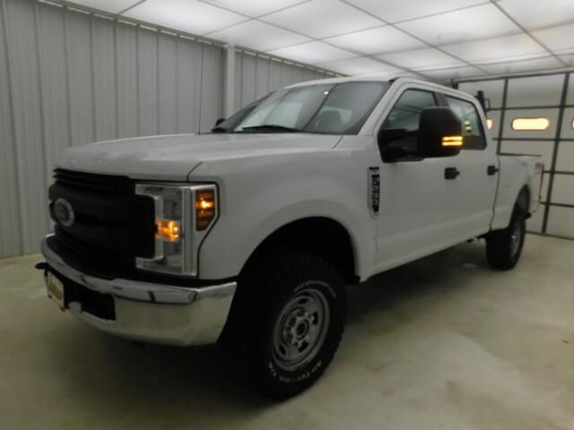 2019 Ford Super Duty F-250 SRW XL 4WD Crew Cab 6.75' Box Manhattan KS