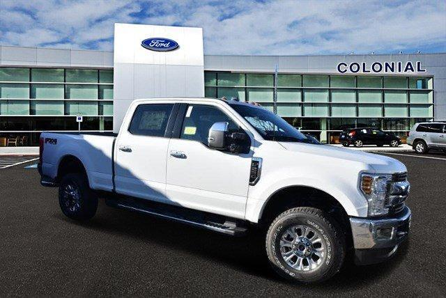 2019 Ford Super Duty F-250 SRW XLT 4WD Crew Cab 6.75' Box Plymouth MA