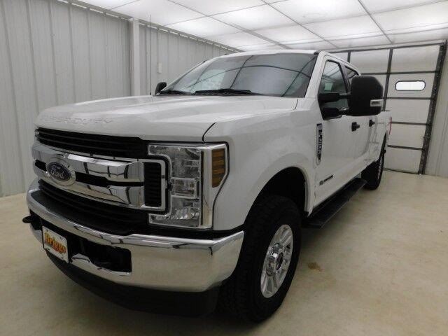 2019 Ford Super Duty F-250 SRW XLT 4WD Crew Cab 8' Box Manhattan KS