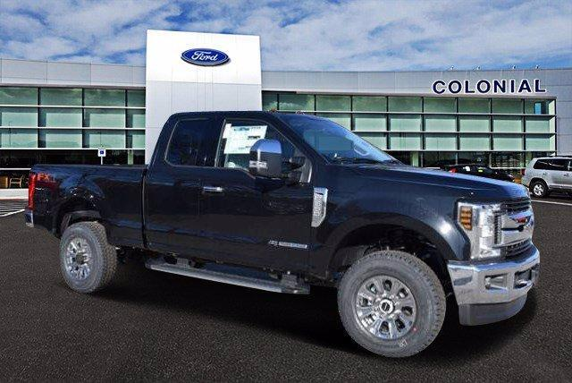2019 Ford Super Duty F-250 SRW XLT 4WD SuperCab 6.75' Box Plymouth MA