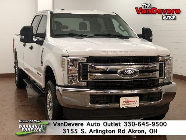2019 Ford Super Duty F-250 SRW XLT Akron OH