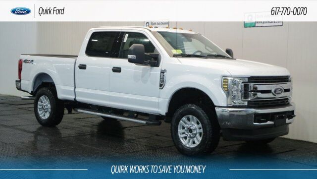 2019 Ford Super Duty F-250 SRW XLT Quincy MA