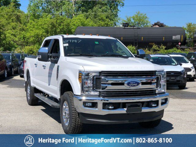 2019 Ford Super Duty F-250 SRW XLT South Burlington VT