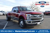2019 Ford Super Duty F-350 DRW King Ranch Grand Junction CO