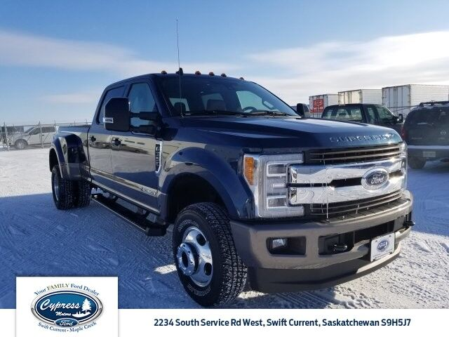 New 2019 Ford Super Duty F 350 Drw King Ranch In Swift