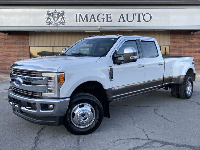 2019 Ford Super Duty F-350 DRW King Ranch West Jordan UT