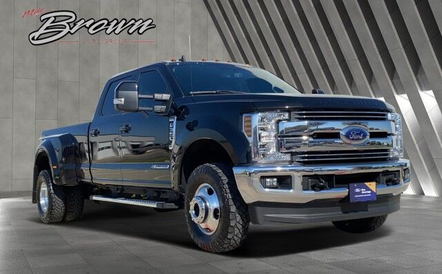 2019 Ford Super Duty F-350 DRW LARIAT Granbury TX
