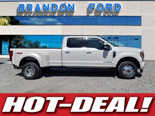 2019 Ford Super Duty F-350 DRW Limited Tampa FL