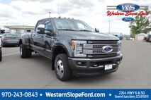 2019 Ford Super Duty F-350 DRW Platinum Grand Junction CO