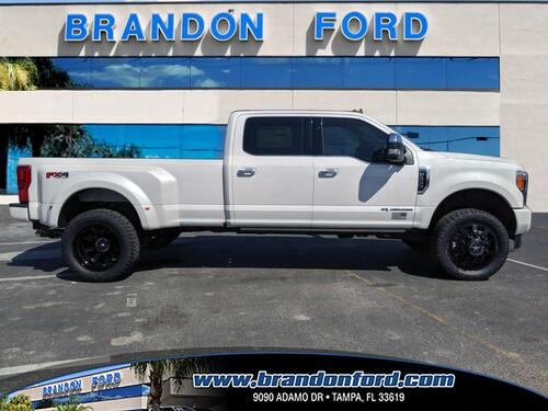 2019 Ford Super Duty F-350 DRW Platinum Tampa FL