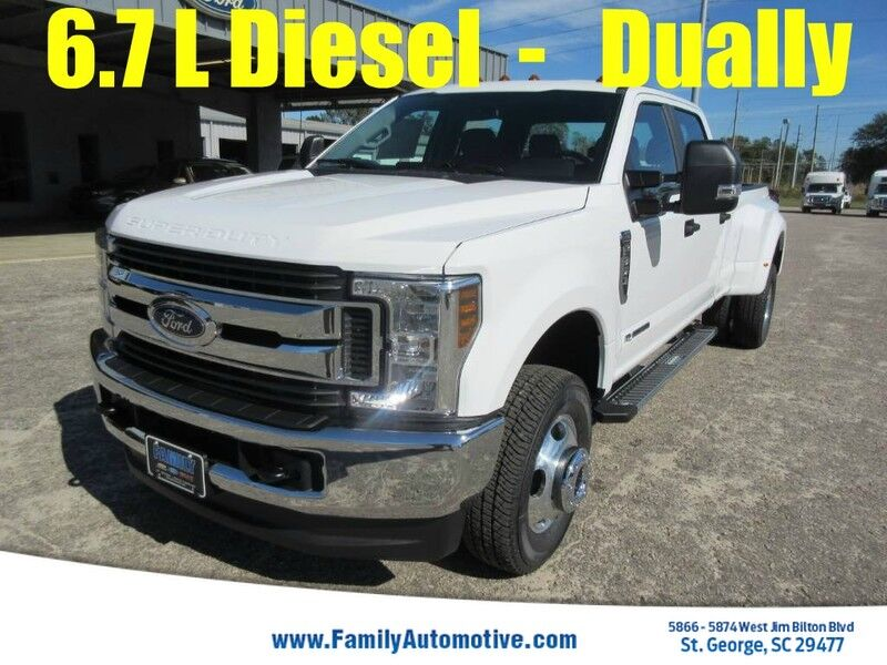 2019 Ford Super Duty F-350 DRW STX SuperCrew 4X4 St. George SC