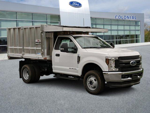 2019 Ford Super Duty F-350 DRW XL 4WD Reg Cab 145 WB 60 CA Plymouth MA