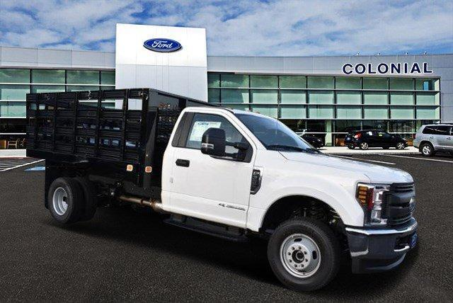 2019 Ford Super Duty F-350 DRW XL 4WD Reg Cab 169 WB 84 CA Plymouth MA