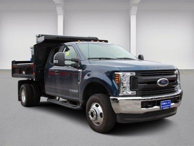 2019 Ford Super Duty F-350 DRW XL 4WD SuperCab 168 WB 60 CA Plymouth MA