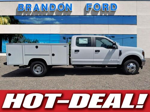 2019 Ford Super Duty F-350 DRW XL 9 FT SERVICE BODY Tampa FL