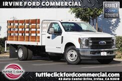 2019_Ford_Super Duty F-350 DRW_XL Scelzi 12' Stake Bed Diesel_ Irvine CA