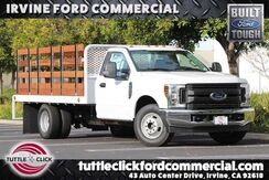 2019_Ford_Super Duty F-350 DRW_XL Scelzi 12' Stake Bed Gas_ Irvine CA